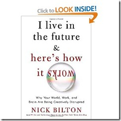 I Live in the Future book cover